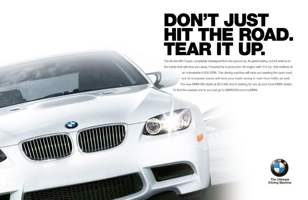 Automotive Print Design -1 by ewingworks.com