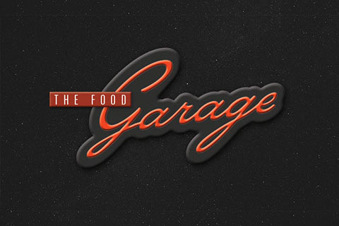 The Food Garage Logo Design by Atlanta Logo Design Company - EwingWorks.com