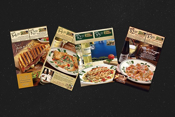 Olive Garden Promo -2 Print Design