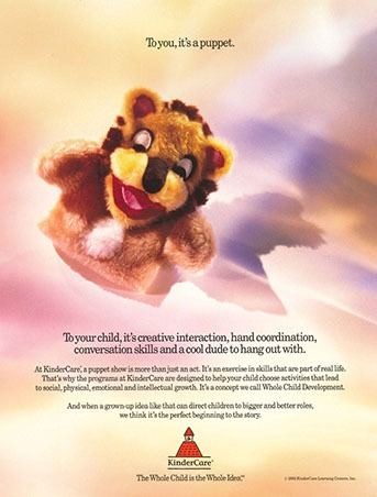 kindercare-puppet-ad