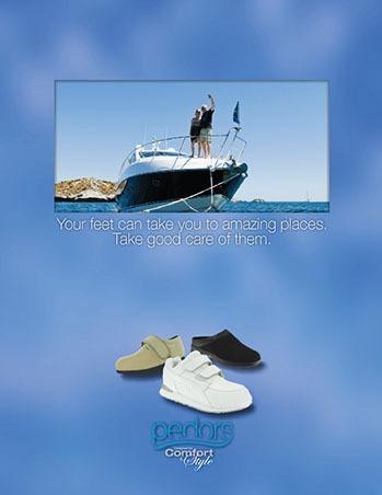 Pedors Print Design Footwear