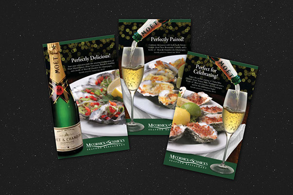 McCormicks Menus and Promotions-4 Print Design