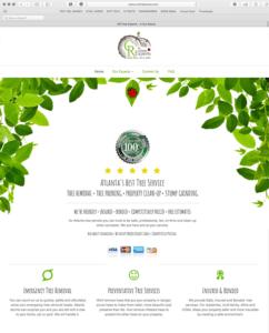 CR TREE SERVICE - Atlanta