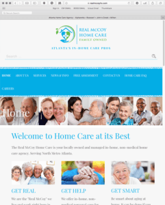 Real McCoy Health Care Website