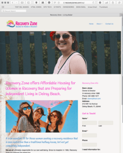 Rehab Website