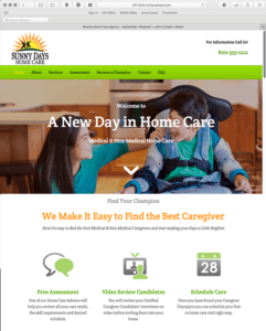 Sunny Days Home Health Care