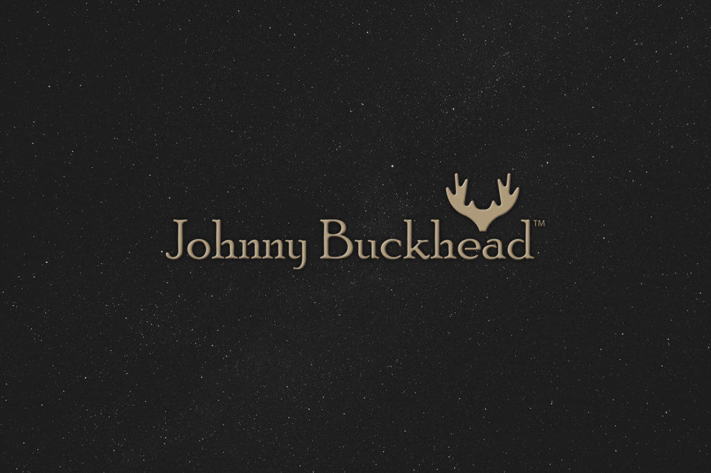Johnny Buckhead Clothing Logo by ewingworks.com