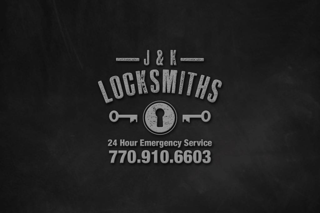 J&K Locksmith logo