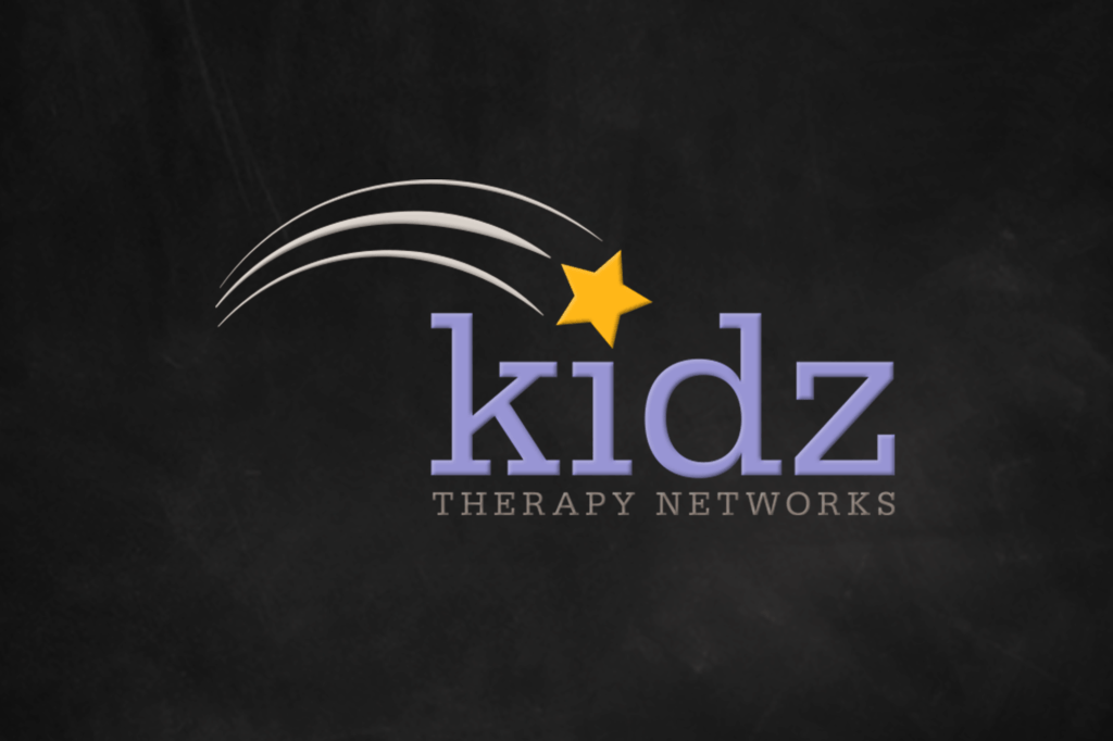Kids Therapy Networks Logo Design by ewingworks.com