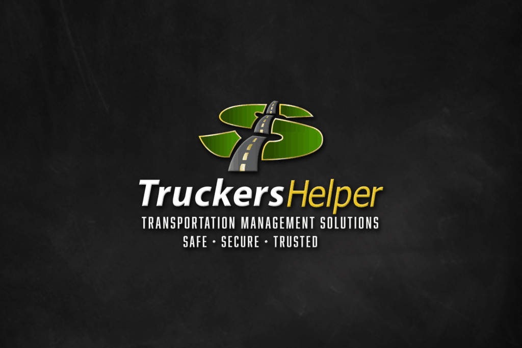 EwingWorks Logo Design-truckers helper