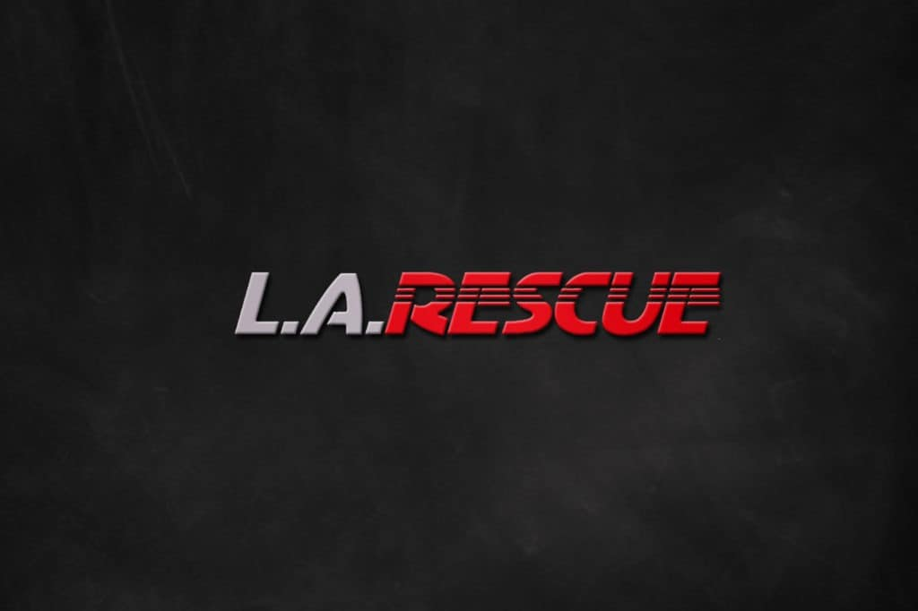 EwingWorks Logo Design-la rescue